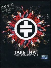 Cover Take That - The Ultimate Tour [DVD]